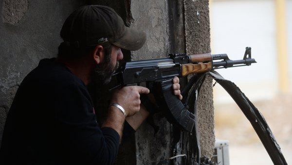 Армия Сирии продолжает наступление в пригороде Дамаска Джобаре
