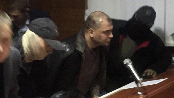 Подозреваемый в организации взрыва в УСБУ в Одессе