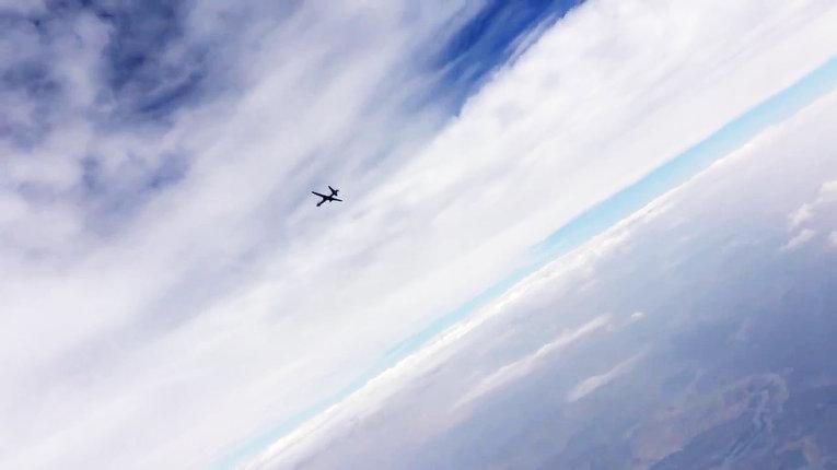 Беспилотники в небе над Сирией