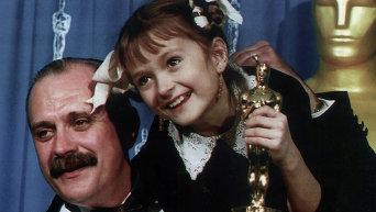 Никита Михалков с дочерью Надей