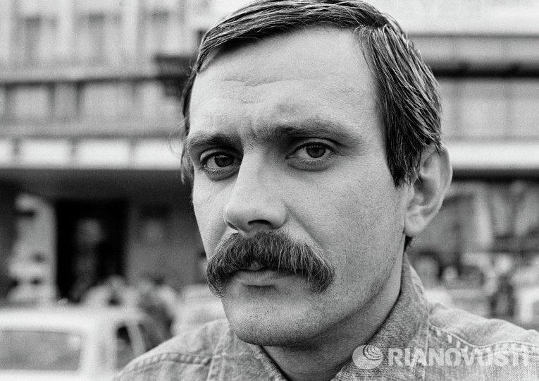 Народный артист РСФСР Никита Сергеевич Михалков
