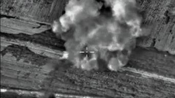 Удары ВКС России по боевикам Исламского государства