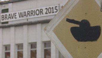 В Венгрии завершились военные учения НАТО Brave Warrior 2015. Видео