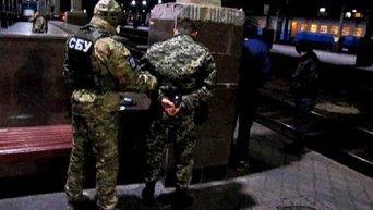 Задержание пограничников, которые переправляли нелегалов в Украину