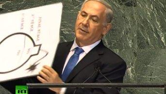 Нетаньяху заявил, что палестинский духовный лидер вдохновил Гитлера на холокост. Видео