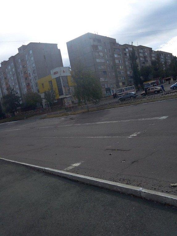 Первомайск сегодня: разрушенные дома, пустые улицы