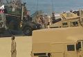 Морпехи НАТО не смогли высадиться на берегу Португалии. Видео