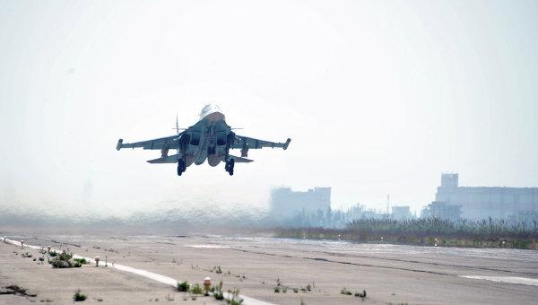 Песков незнает обопасном сближении самолетов РФ иСША вСирии