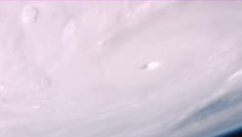 NASA опубликовало съемку урагана близ Мексики