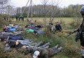 Задержание добытчиков янтаря на Волыни