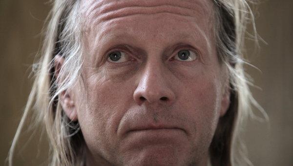 Певец Крис Кельми. Архивное фото