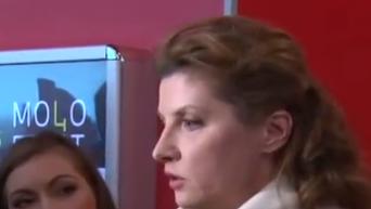 Жена Порошенко на открытии кинофестиваля Молодость. Видео