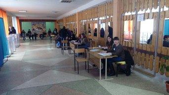 Ситуация на выборах в Харькове