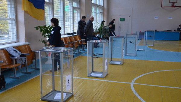 Выборы в Краматорске