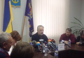 Жебривский прокомментировал срыв выборов в Мариуполе. Видео