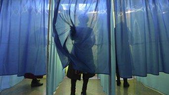 Местные выборы. Архивное фото