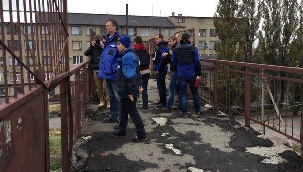 Аэропорт Донецка: ОБСЕ отправит наблюдателей вэпицентр военных действий