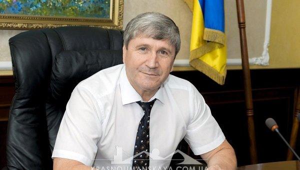 Заместитель генерального директора шахты Краснолиманская Евгений Костенников