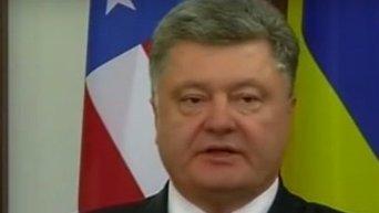 Петр Порошенко об отсутствии использования админресурса на выборах