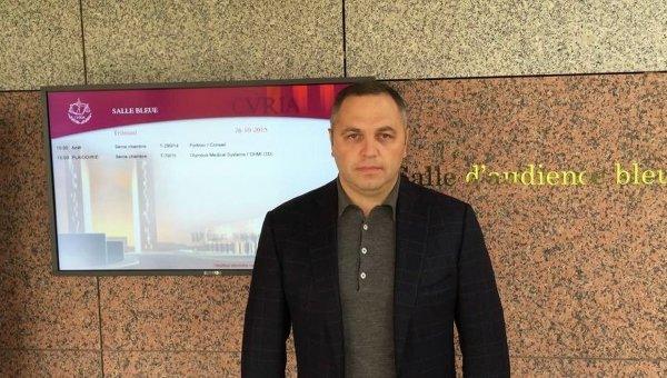 Бывший заместитель главы  Администрации президента Украины Андрей Портнов