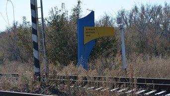 Восстановление ж/д путей и электросетей в Донбассе