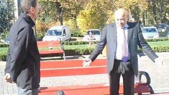 Геннадий Москаль комментирует выборы в Закарпатской области