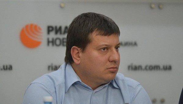 Политический эксперт Михаил Павлив