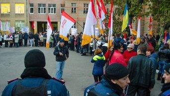 Митинги в Одессе