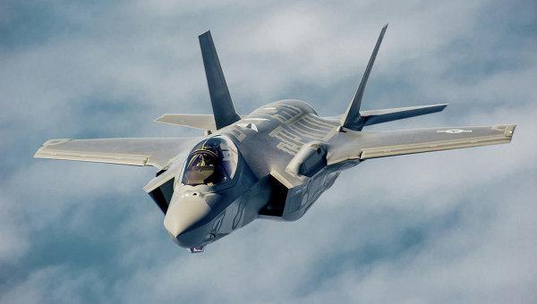 Lockheed Martin F-35 Лайтнинг II