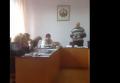 Потасовка члена избиркома и наблюдателя ОПОРЫ в Киевской области. Видео