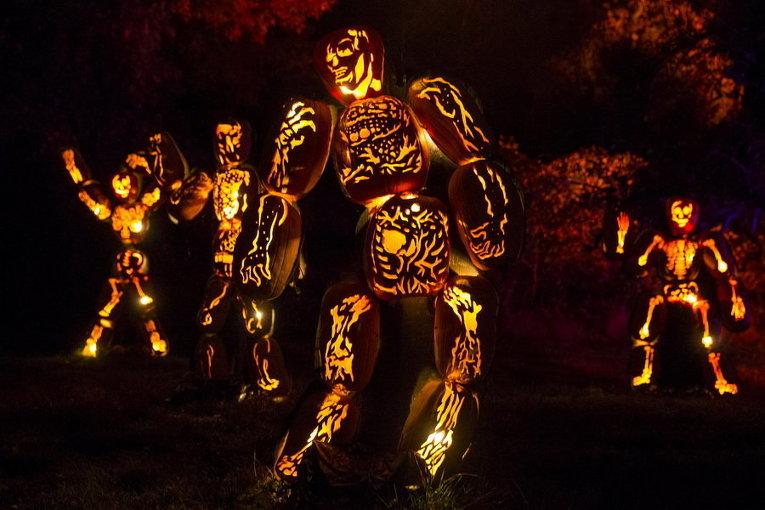 Хэллоуин в Нью-Йорке