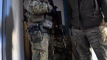 Обыск у Павла Хазана. Видео