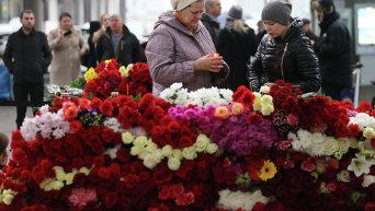 День траура по погибшим в авиакатастрофе, произошедшей в Египте