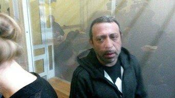 Геннадий Корбан на заседании Новозаводского суда Чернигова