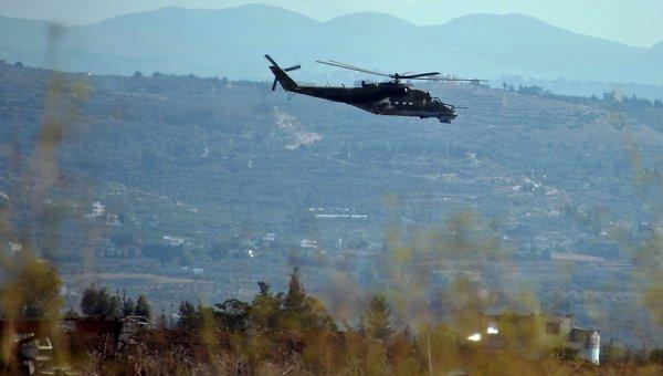Видео удара «Краснополем» побазе диверсантов, атаковавших Хмеймим— Чистая работа