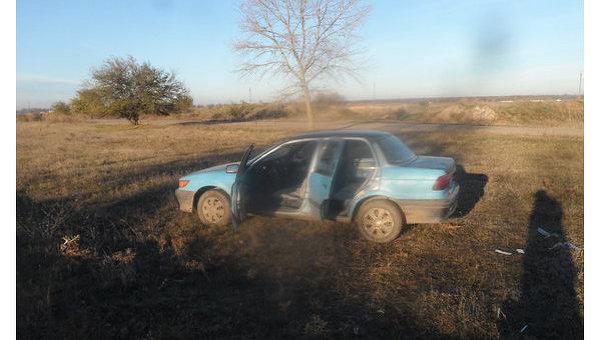 В Одесской области угнали автомобиль