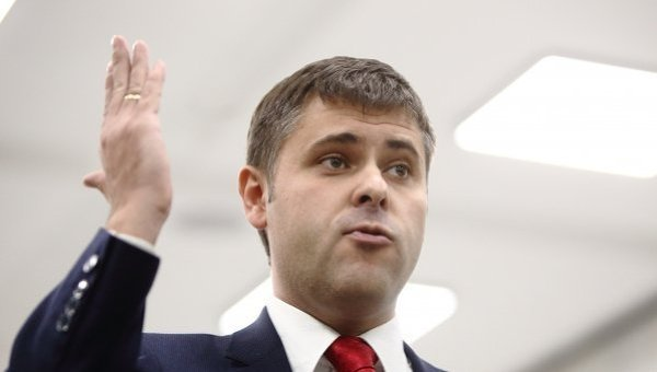Прокурор Генпрокуратуры Владислав Куценко