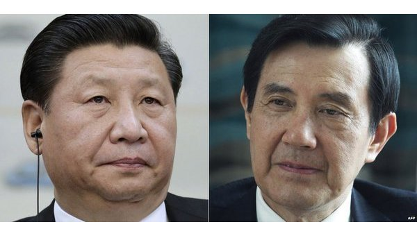 Си Цзиньпин и Ма Инцзю