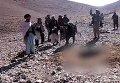 Видео казни афганской девушки, которую за измену забили камнями. Видео