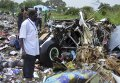 Рухнувший Ан-12 в Южном Судане