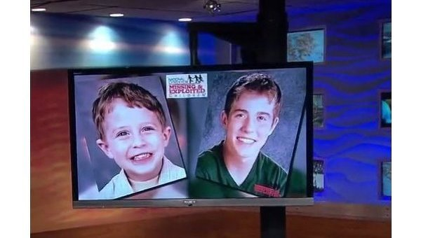 Пропавший 13 лет назад в США мальчик найден