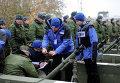 Отвод военной техники завершился в ДНР