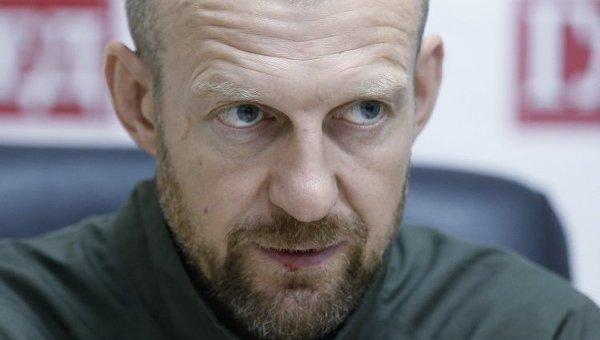 Андрей Тетерук. Архивное фото