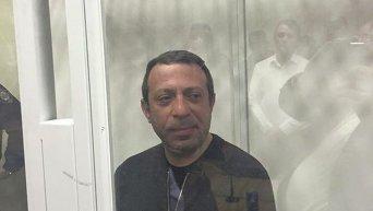 Заседание Печерского районного суда по делу Геннадия Корбана 6 ноября