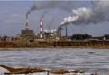 Лесоперерабатывающий завод в Братске