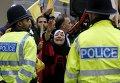 Демонстрация в Лондоне. Архивное фото