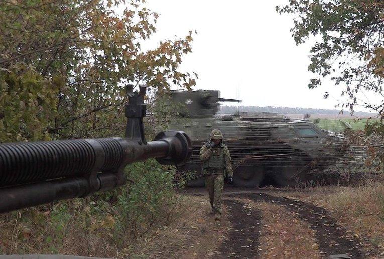ЛНР сообщила о планах ВСУ по выводу десантной бригады из Донбасса