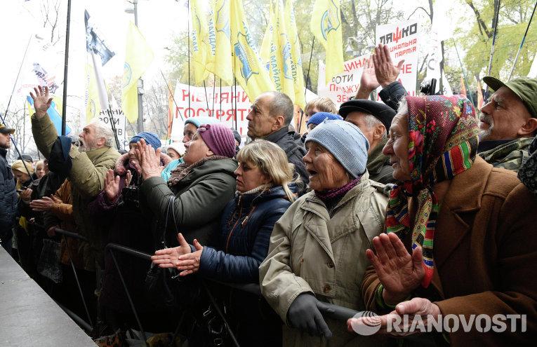 Всеукраинское вече в Киеве