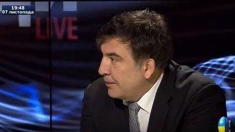 Саакашвили: госаппарат в Украине продержится еще 6 месяцев