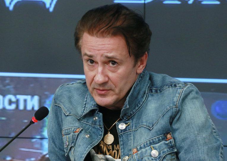 Народный артист России Олег Меньшиков